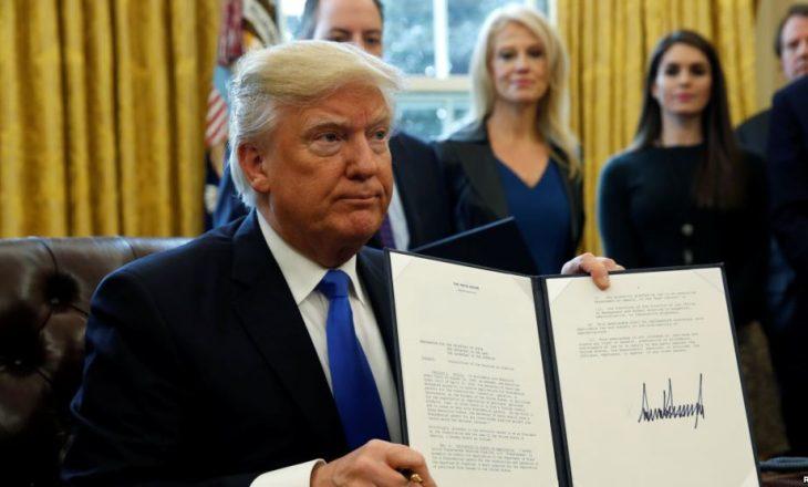 """Trump """"kërcënon"""" republikanët: Votoni këtë ligj, ose lini karriget në 2018-n"""