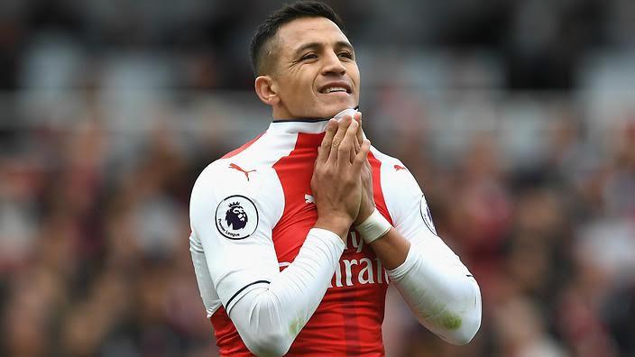 PSG ofron 70 milionë euro për Alexis Sanchez
