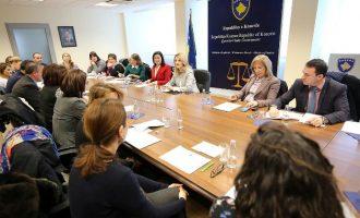 Takohet Grupi Punues për viktimat e dhunës seksuale gjatë luftës