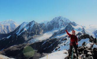 Rrëfimi për alpinisten e parë shqiptare që pushtoi Himalajën