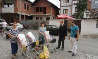 """Komuna fajëson """"përndjekjen serbe të shqiptarëve"""" për varfërinë në Mitrovicë"""