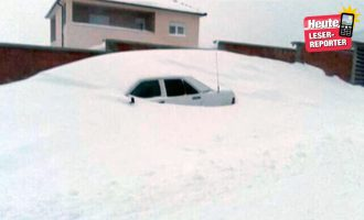 Vetura e mbuluar nga bora e shqiptarit të Podujevës, bën bujë në Austri