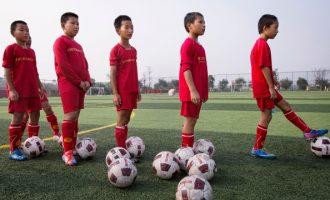 Kinë, 50 mijë akademi futbolli për talentet e së ardhmes