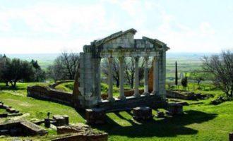 Gërmimet ilegale në Apolloni, ndalohet përgjegjësi i ruajtjes së parkut