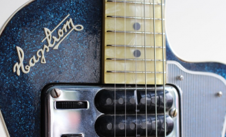 Kitara e Kurt Cobain në ankand për ditëlindjen e tij