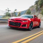 2017 Chevrolet Camaro ZL1 tejkalon shpejtësinë e paraparë