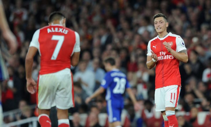 Sanchez do të vazhdojë me Arsenalin