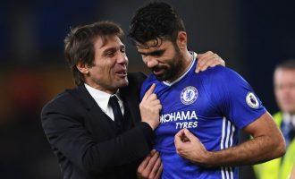 Conte: Deigo Costa do të qëndrojë gjatë te Chelsea