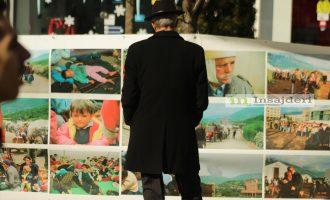 """Hapet në shesh ekspozita me fotografi """"EKSODI I SHEKULLIT TË KALUAR"""""""