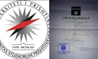 Policia nuk e merr seriozisht kërcënimin e ISIS-it ndaj UP-së: E shkroi dikush në Kosovë