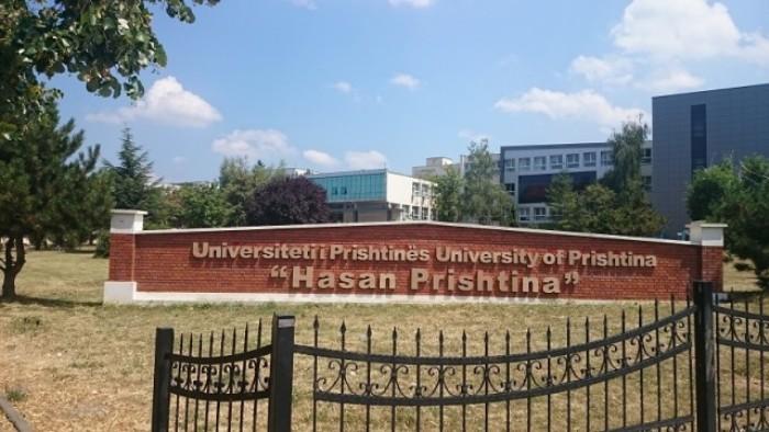 Ngrihen dy padi ndaj Universiteti të Prishtinës
