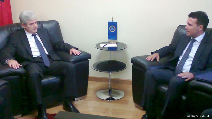 Arrihet marrëveshja – një shqiptar në krye të Kuvendit të Maqedonisë