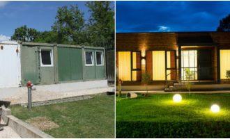 Ambasada gjermane në Kosovë ndërton zyra nga kontejnerët