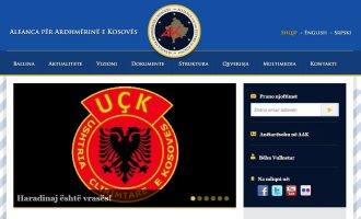 """AAK: Hakerët """"antishqiptar"""" sulmuan uebsajtin duke shkruar """"Haradinaj është vrasës"""""""