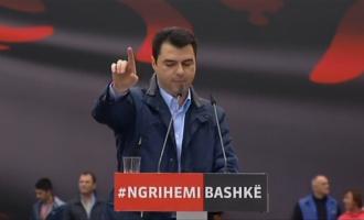 Lulzim Basha: Nëse duan luftë, luftë do të ketë