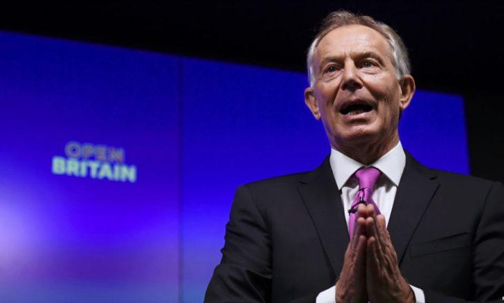 """Blair kërkoi që kundërshtarët e Brexitit të """"ngriten"""""""