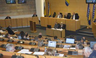 Serbët e Bosnjës paralajmërojnë bllokimin e parlamentit shtetëror