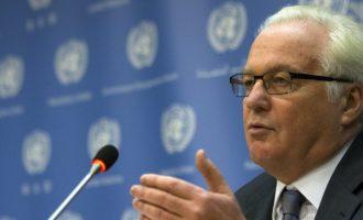 Vdes ambasadori rus në OKB