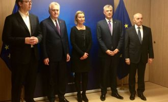 """Serbia """"darkon"""" për pavarësi të Asociacionit nga Prishtina"""