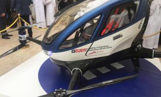 Dron Taxi, oferta e re në Dubai