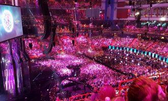 Dalin në shitje 70 mijë bileta për Eurovision 2017