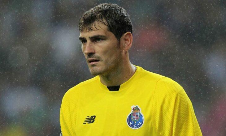 Casillas mund të transferohet në Francë