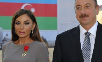 Presidenti i Azerbajxhanit e bën gruan zëvendëspresidente të shtetit