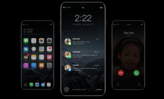 Samsung do të prodhojë 160 milion ekrane për iPhone 8
