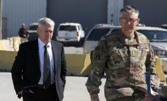 Sekretari amerikan i mbrojtjes thotë se nuk janë në Irak për ta konfiskuar naftën
