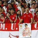 Manchester United skuadra më e pëlqyer në Kinë