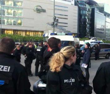 Bastisje në disa lokacione në Gjermani, dyshime për lidhje me një xhami radikale