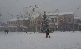 Komuna e Prizrenit shpenzon 9 mijë euro për kripë kundër borës