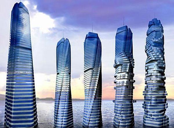 Synimi i ri në Dubai: Hoteli i lëvizshëm (Video)
