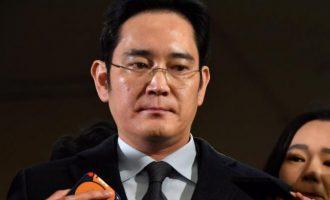 Lideri i Samsung thirret përsëri në prokurori