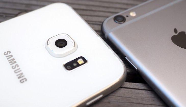 Apple lë pas Samsung me shitjen e telefonave të mençur