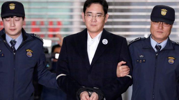 Shefi i Samsung mohon akuzat për korrupsion