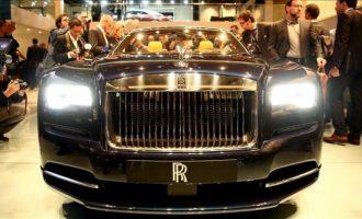 Rolls-Royce shënon humbje rekorde prej 4.6 miliardë sterlina