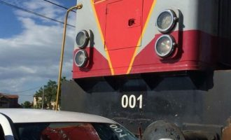 Treni godet veturën në Fushë Kosovë, një i vdekur