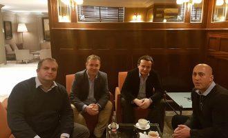 """""""Interpoli"""" afron sërish Vetëvendosjen me Ramush Haradinajn"""