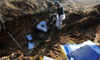 Sot nisin gërmimet për varrezë masive tek ura e Ibrit