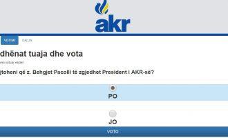 AKR sot zgjedhë presidentin – opsion vetëm Pacolli