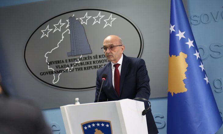 Mustafa kujton sulmet e NATO-s dhe partneritetin e përhershëm me SHBA-në