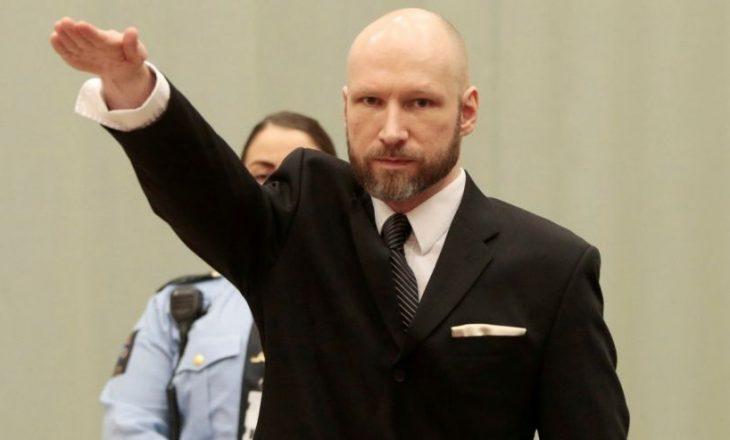 Autoritetet norvegjeze nuk kanë shkelur të drejtat e Breivik