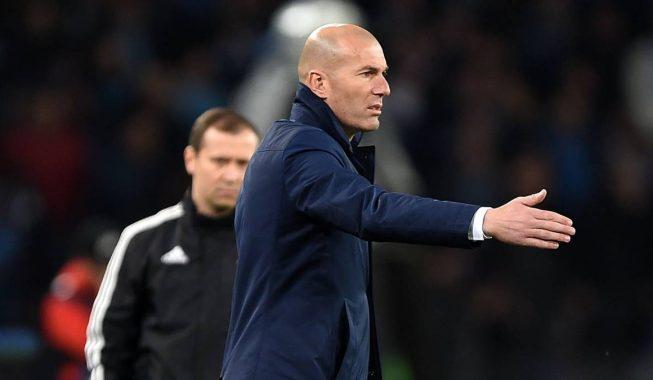 Tjetër rekord i Zidane tek Reali