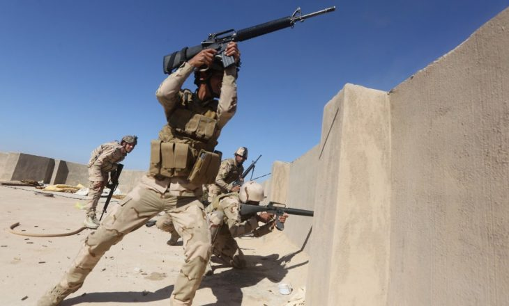 """""""Luftëtarët e ISIS-it do të vdesin të gjithë"""""""