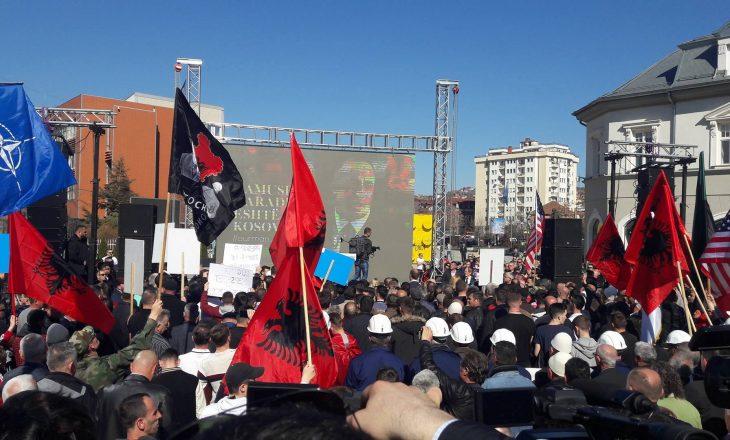 Mesazhi i Haradinajt për protestuesit