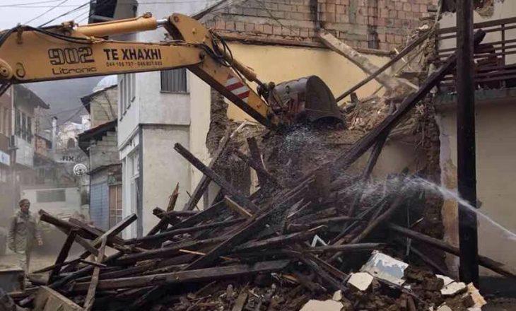Rrënohet edhe një shtëpi e vjetër në Qendrën Historike të Prizrenit