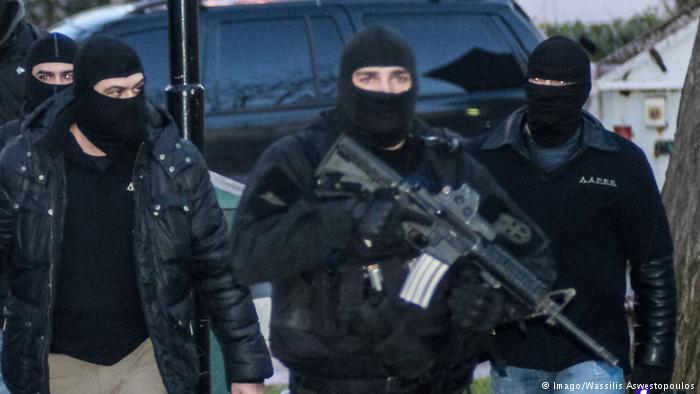 Gjenerata e re e terroristëve në Greqi
