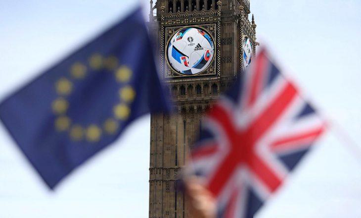 """Nis procesi i """"Brexit"""", alarm për klubet e Premier League"""