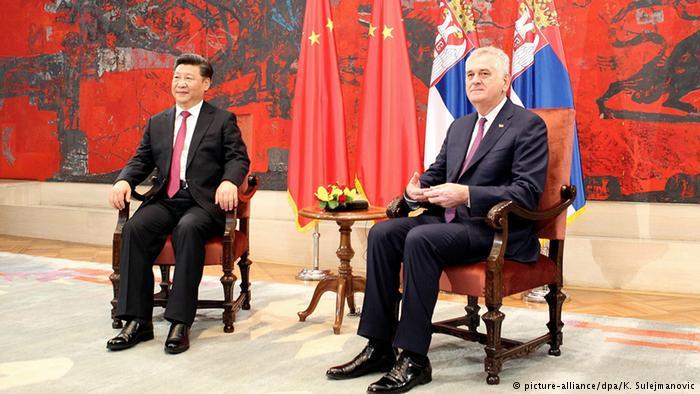 """""""Ballkani pa kufij"""" – futja e Kinës në Evropë"""